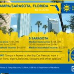 #Tampa among top 5 moving destinations in 2015 https://t.co/aJm6xD2vzW https://t.co/NuBpdREfRG