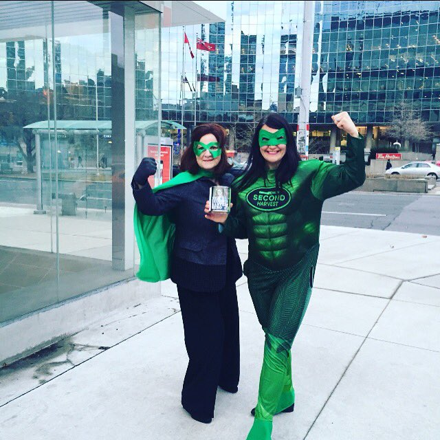 Hey Toronto, it's @2ndHarvestTO #HeroDay. https://t.co/WD79uxxwQj