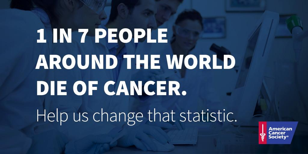 #Cancer is a worldwide epidemic. Join us & help save lives worldwide: https://t.co/pcmENZ8lB4 #WorldCancerDay https://t.co/zJEH0y9w9H