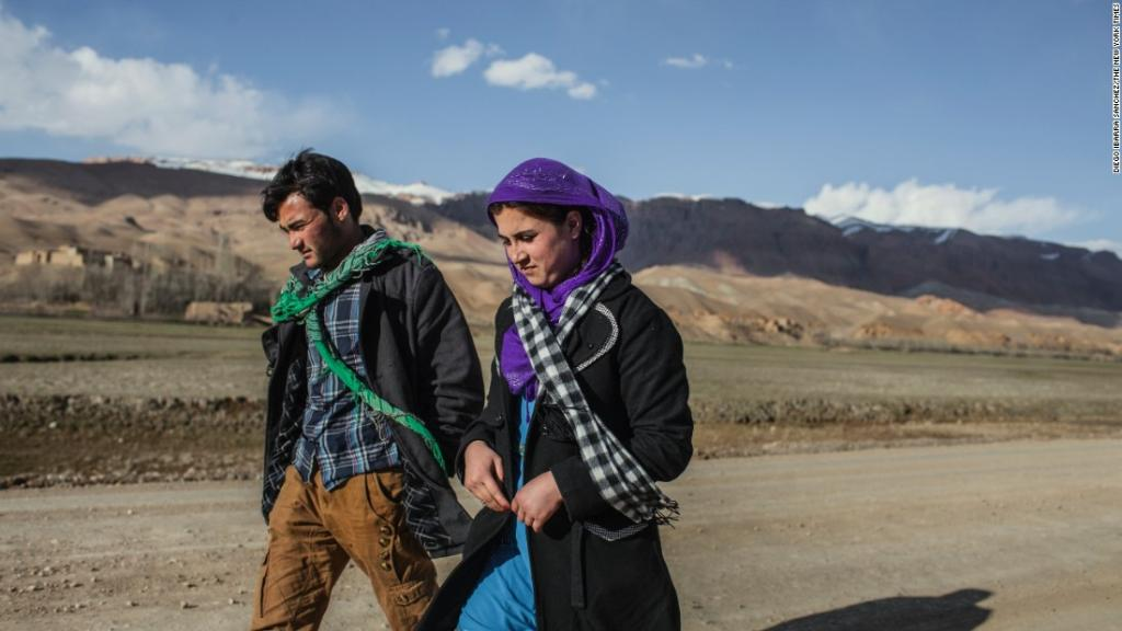 Afghanistan's Romeo and Juliet, defying religion and culture for love: