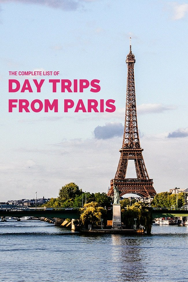 The Complete List of Day Trips from Paris https://t.co/e2DL1Ffu8c https://t.co/VG7AlGMWUH