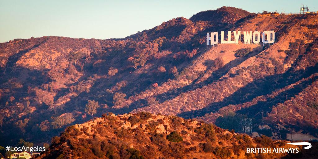 Did you know the Hollywood sign originally read 'Hollywoodland'? Discover more about LA.