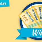 RT and LIKE for the chance to #WIN a £10 voucher! :) #FreebieFriday https://t.co/6eJxZ0f2n7