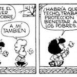 La política social de Mafalda y la política social de Susanita  https://t.co/c8KEJaT0EY