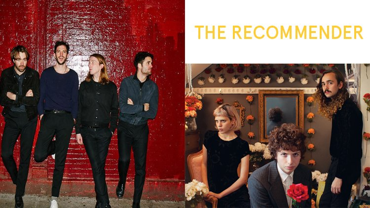 THE RECOMMENDER #1: @thevaccines Arni Arnason on the bold brilliance of @Sunflower_Bean https://t.co/6xzLquD6yq https://t.co/9hZYwbQa8a
