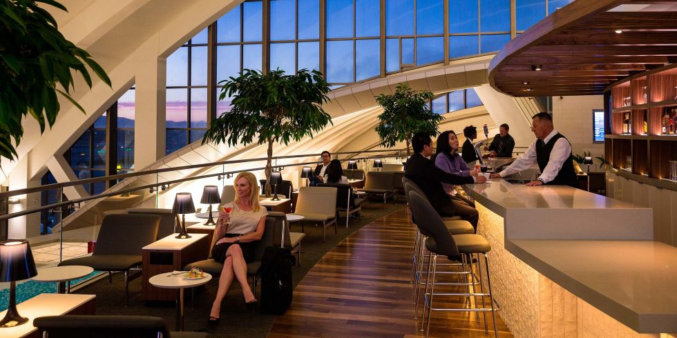 Congrats LAX StarAlliance Lounge. The only alliance branded lounge to make the list.