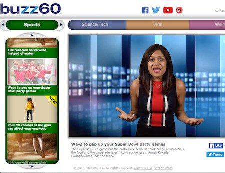 .@FilmOnTV Adds Buzz60 Channels: https://t.co/7dwYJED3wJ https://t.co/yfIrkwMn7J