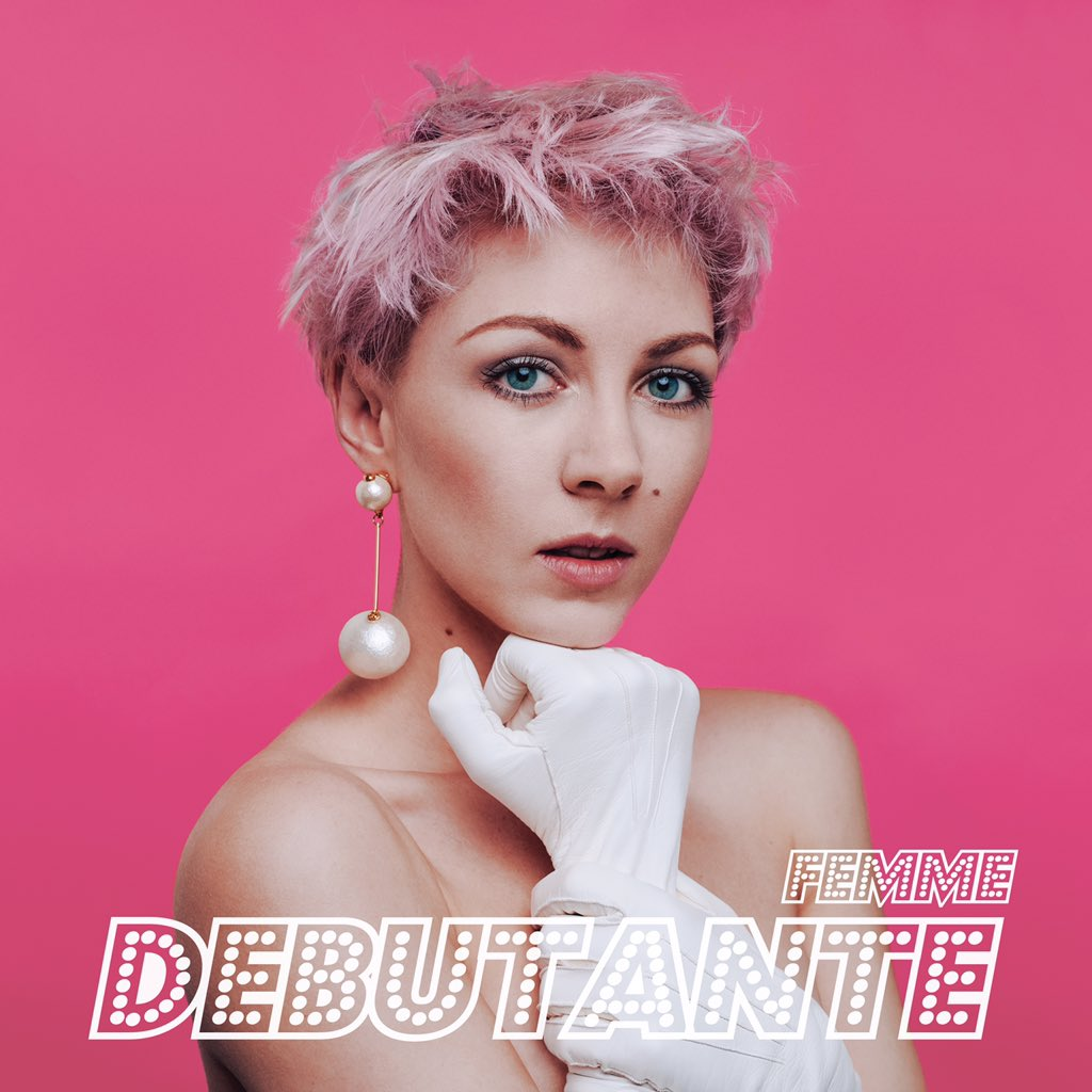 This is it- Debutante. My album. Coming at you 15/04. Listen to the lead single right here: https://t.co/ICRJMUpOtS https://t.co/6jZ3yyFdB0