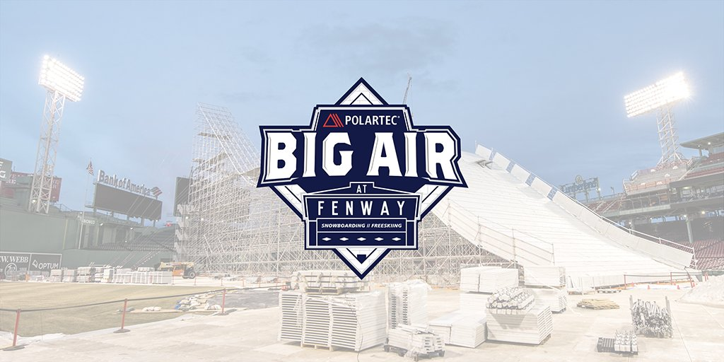 Follow Polartec, like, & retweet this status to enter to win a pair of 2/11 tickets to #BigAirFenway (snowboarding) https://t.co/vgmCuCnNQG