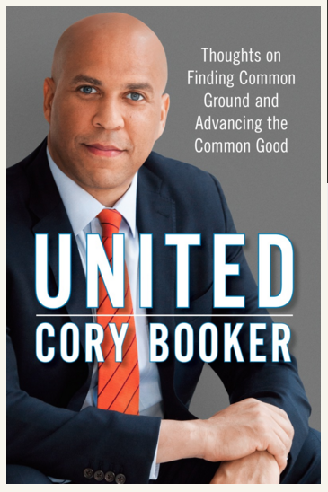 """Sen. @CoryBooker has a new book out titled """"United"""". Candid stories from his life & career: https://t.co/qKTtjqDqCR https://t.co/WVCFyXiL4N"""