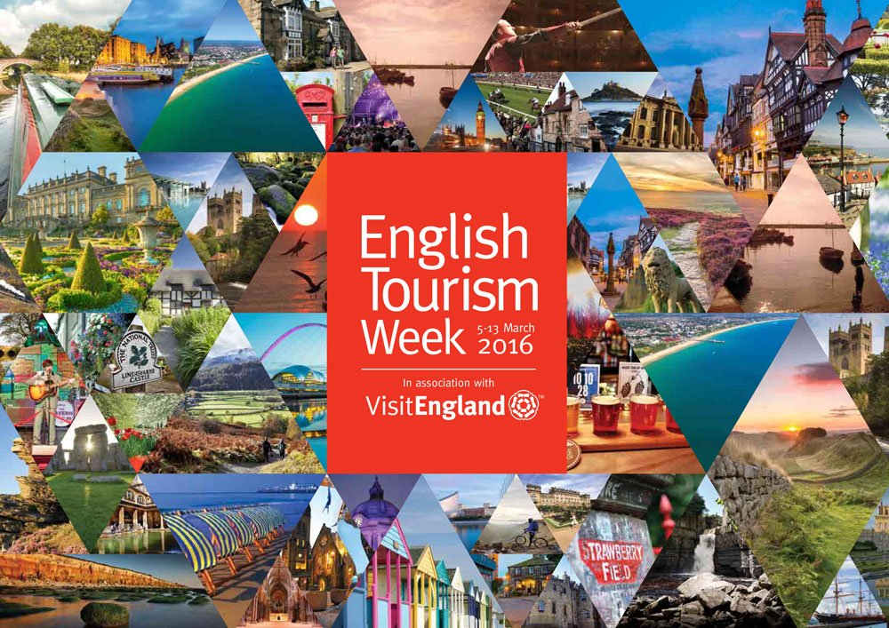 Share your events for English Tourism Week by submitting them to our online guide: https://t.co/PnVFF4C5nw #ETW16 https://t.co/KKgTBLX1Xr