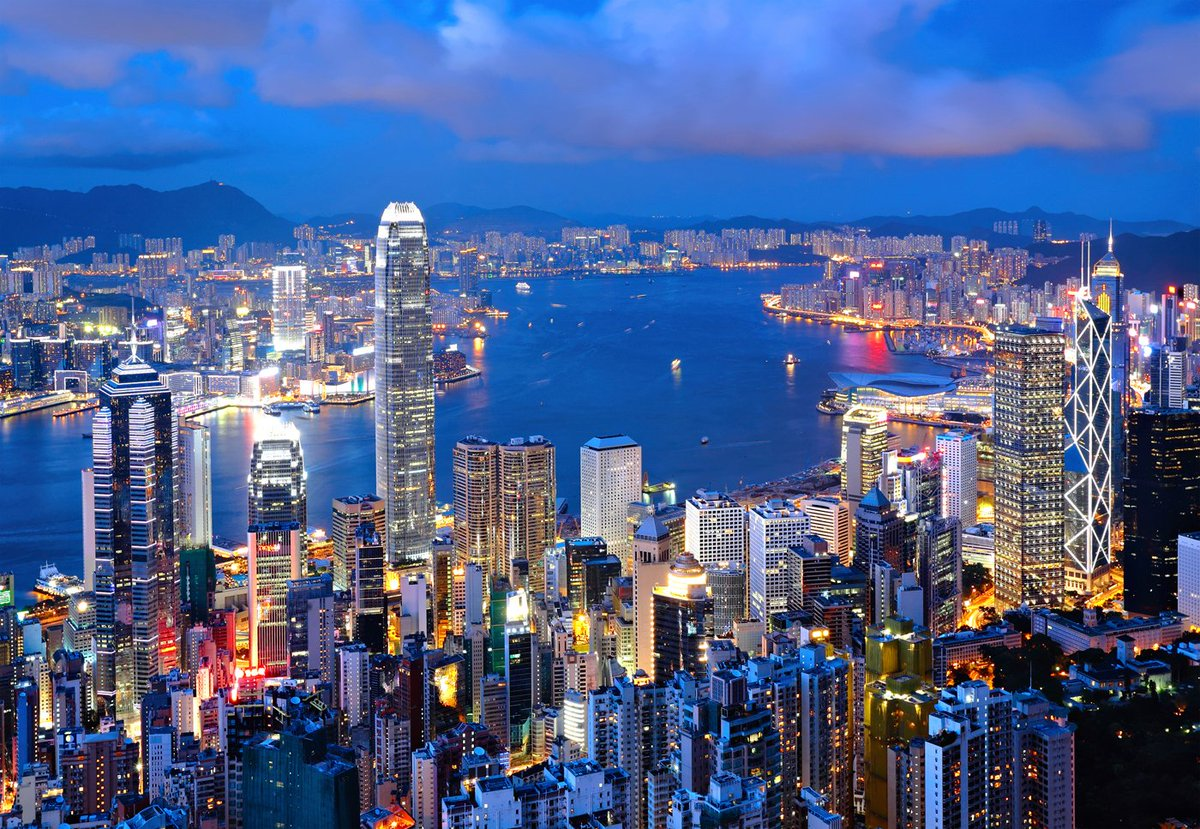 SpringBreak in Hong Kong? Book this flight today! FlyDullesDeals via @thriftytraveler
