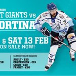 GAME DAY!!!! Ciao 🇮🇹  Giants vs @HockeyCortina - tonight 7pm in Belfast 🏒  🎟 - Box Office or https://t.co/78evV4eXZD https://t.co/BJAMNekTos