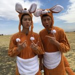 [PHOTO] 160212 Deng Chao weibo update with #LuHan https://t.co/to5ZxAR4Hz