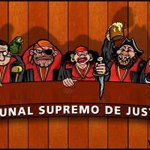 La AN fue electa x la voluntad del pueblo. El TSJ fue puesta a dedos por los Narcotraficantes del PSUV a media noche https://t.co/aBR6zi1WJO
