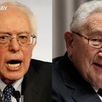 Bernie Sanders really doesnt like Henry Kissinger https://t.co/BwXp01gTkK via @coopallen https://t.co/2cDuCokSAg