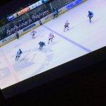 Holy s*** @NHLFlames #CGYvsSJS #yyc https://t.co/XuL4mex6wg