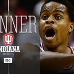 Back in first! Indiana picks up huge win over No. 4 Iowa, 85-78. Stats: https://t.co/yBZCBtosM5 https://t.co/qlaZ01vhsh