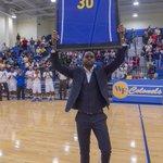 NBAs @TroyDaniels returns home for jersey retirement  By @BermanRoanoke   Details: https://t.co/qCPEyA5XJn https://t.co/x470BAhdlk