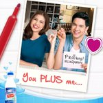 You PLUS me, we're Maine-to-be :) Yihee! #LiniZpamore w/ @ZonroxPH https://t.co/BtwwsbCEZr