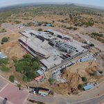 A drones eye view of the Botswana Innovation Hub. https://t.co/mWWTUx6FqI