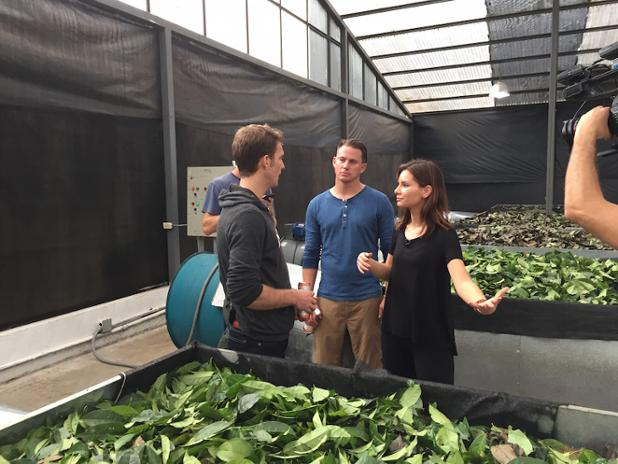 We support #fairtrade wages & Amazon rainforest preservation. Watch @ABC @nightline & learn how @channingtatum helps https://t.co/060fHuEx5c