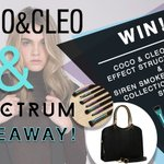 #WIN RT & Follow @cocoandcleo and @Spectrumbrushes for a chance to win! Ends 4pm 15.02.16 #freebiefriday🌟 https://t.co/kndHRS8IKu