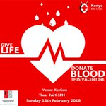#ValentinesDaySurvivalTips come with her/him and donate blood:)) https://t.co/BGicK5QVuN