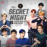 [OFFICIAL] EXO Secret Night in Lotte World will be on April 1st at 10:50 PM KST -jc https://t.co/HpGLlyFM6g