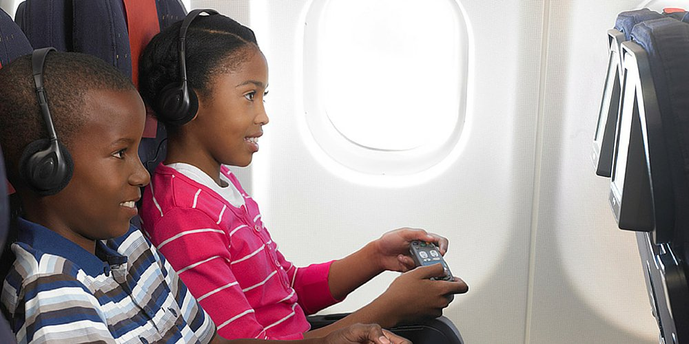 Traveling with kids? We have you covered. 🎮