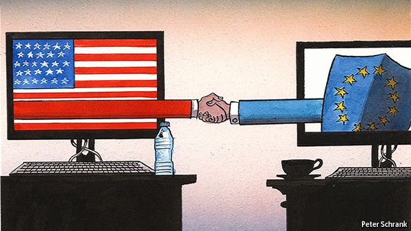 America and the European Union have reached a deal on data protection. But obstacles remain