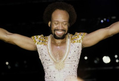 The mightiest elements of the universe embrace one of their own. RIP @EarthWindFire's Maurice White #ShiningStar https://t.co/HMO8Keagtn