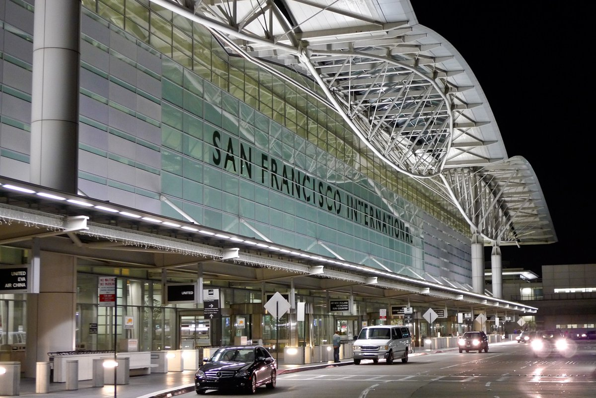 RT @SFBARTable: Friends flying in for the weekend? Have them take @SFBART from the airports: