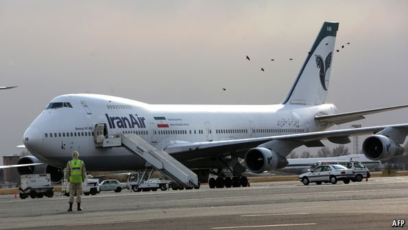 Iran is targeting more than fleet renewal after the lifting of aviation sanctions