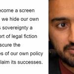 Scorching column. Waleed Aly on our willful blindness: https://t.co/586T4MoA8e #asylum #Nauru @smh @theage #auspol https://t.co/IFFGgqfDMT