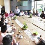 Esta tarde instalamos la Estrategia de Enlace y Atención de la Región Oriente de Michoacán. #EstáenTi https://t.co/TemxpwLtEL