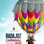 ¡Ya está aquí! ¡Feliz Carnaval a todos! https://t.co/TclXTz7x1i