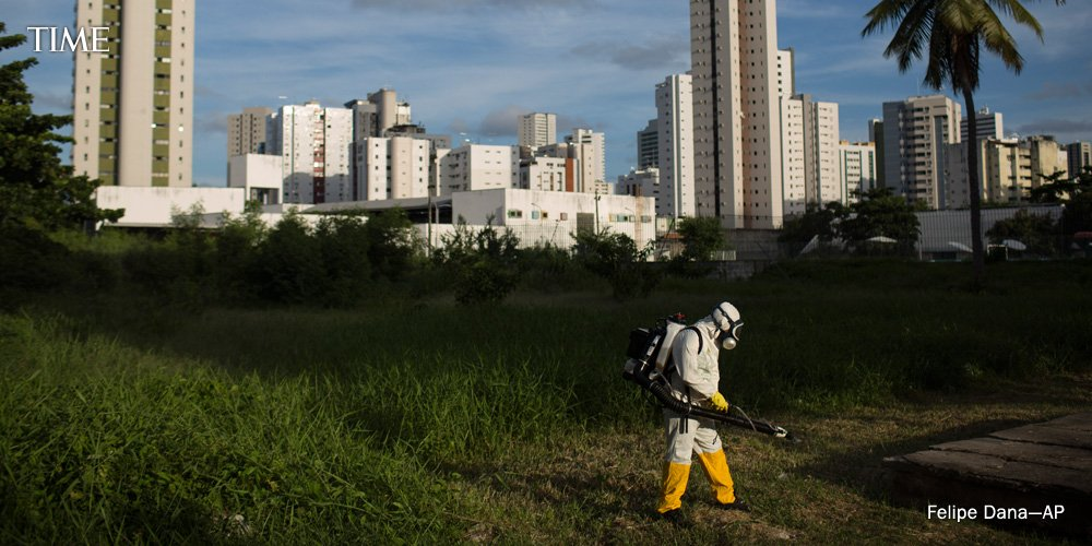 Brazil has ruled out canceling the Rio 2016 Olympics over the Zika outbreak Zika