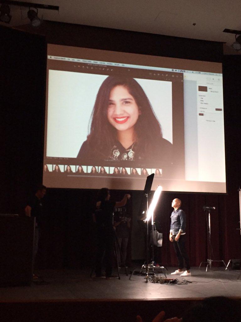 Omg @peter_hurley took my headshot ..... #gpp2016 #photofriday #workshop #dubai #noorulhudadaudpota https://t.co/bV4BcrC6tq