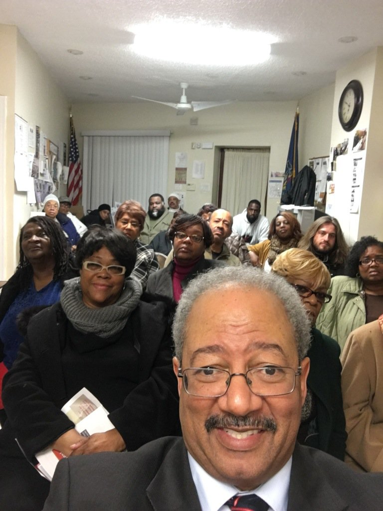 Meet the 36th Ward South Philly .Thanks for having my back in this election.Great visit to the 27th ward last night. https://t.co/8F4brOFmJS
