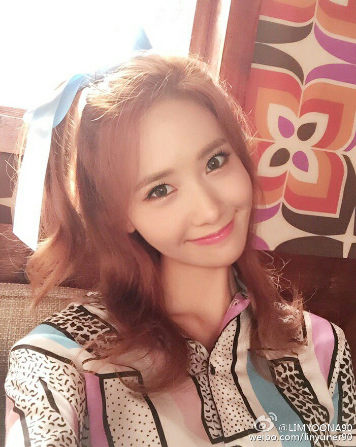 SNSD Yoona Selca from Weibo https://t.co/TYRLGMtEXS