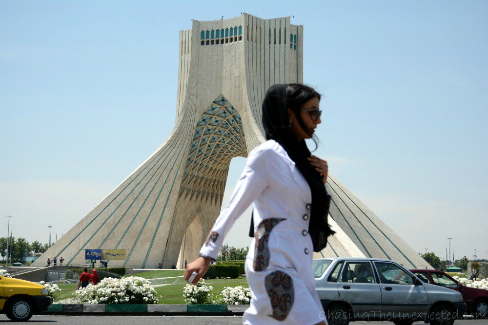 Is #Iran safe for women travelers? https://t.co/eEG95dhhv0 via @angelacorrias #mustseeiran https://t.co/cih23Hgwmq