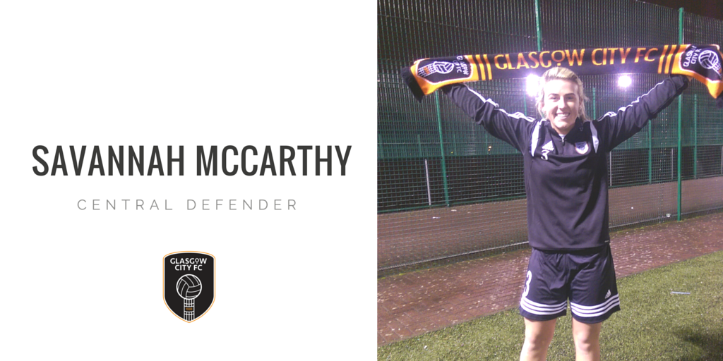 We are delighted to announce the signing of @FAIreland u19 defender Savannah McCarthy https://t.co/DJV3TSfQv7 https://t.co/eTBD4WaFgB