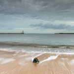A washed up lobster pot on #Roker Beach makes an ideal foreground interest in this shot @SunderlandUK @SeeitDoitSund https://t.co/v1DSkG1HF5