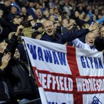 There will be 3,100 Wednesdayites with us tomorrow at St Andrews.. Outstanding support! #swfc https://t.co/iq7TiOoz0k