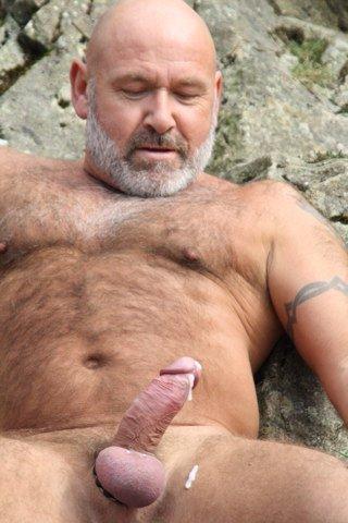 Bear big man porn