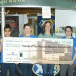 Students in the Queen Elizabeth School Rockstars leadership group donated $600 to Radiothon! https://t.co/6AhXpxt2H5