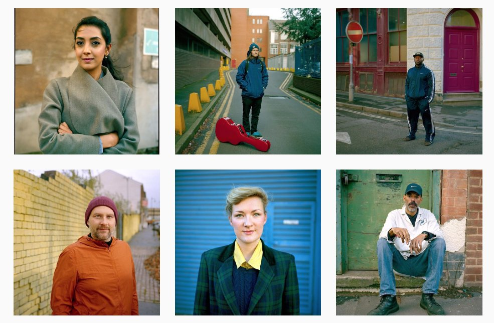 Portraits from Birmingham's Jewellery Quarter, Part 1 https://t.co/pwi5OpPFq0 #jewelleryquarter https://t.co/eLGn4l0trA