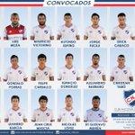 Convocados para enfrentar a Villa Teresa el sábado a las 20hs en Maldonado por la 1a fecha del Clausura #DaleBolso! https://t.co/6KYK6BLuYF