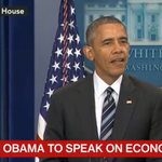 WATCH LIVE: President Obama holds press conference on economy https://t.co/H89WEacu1C https://t.co/HWX2HN8XoB